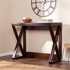 amazon com southern enterprises derby convertible console dining