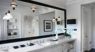 Tv In Mirror Bathroom by Bathroom Tv Design Ideas