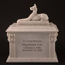 memorial urns memorial urn apollo of dogs