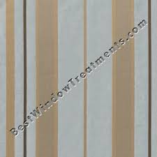 Silk Draperies Ready Made Sorrento Stripe Curtain Drapery Panels Nfpa 701 Fr Fire