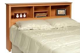 Storage Headboard King Twin And Full Bookcase Headboard Bed Furniture Woodworking Top