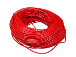 1 5 sq mm red wire 1 meter