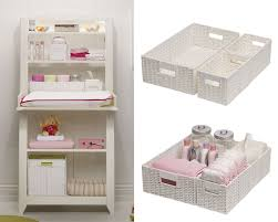 Nappy Organiser For Change Table Mor Stor Paper Rope Change Table Set Of 3 Urbanbaby