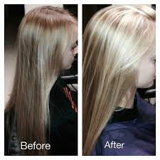 hair color put your picture put a little light in your life with ammonia free highlights