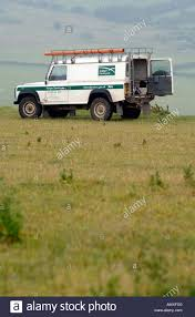 land rover britains countryside ranger land rover dorset britain uk stock photo