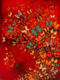 lily greenwood queen of the butterflies the poplar tree