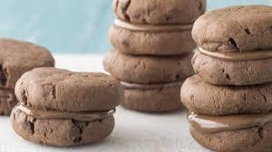homemade chocolate sandwich cookies recipe allrecipes com