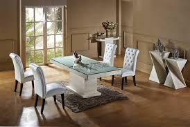 Luxury Dining Table And Chairs Travertine Dining Table Set Luxury High Quality