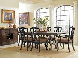 harvest dining room tables stanley furniture dining room harvest table 208 11 32 hickory