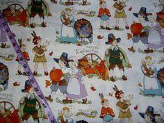 thanksgiving material kokopelli doll fabric american hopi fertility cotton quilt