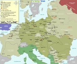 World War Ii Maps by Europe Map World War 1914