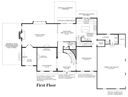 Dutch Colonial Floor Plans by Dutchess Farm Estates The Henley Home Design