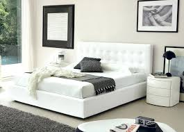 White King Platform Bed White King Storage Bed White U King Platform Storage Bed White