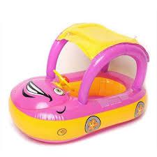 siege enfant gonflable bouée bébé enfant gonflable parasol siège voiture bateau plage