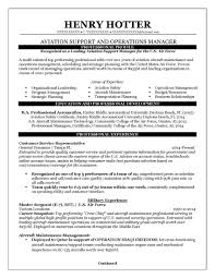transportation resume examples aviation resume example job resume samples aviation resume example
