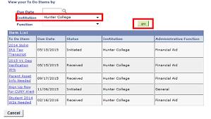 how to apply u2014 hunter college