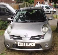 nissan micra loss of power 2005 nissan micra sport spares or repair 225 in devizes