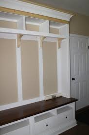 Building A Mudroom Bench 18 Best Foyer Not Just A Mud Room Images On Pinterest Home