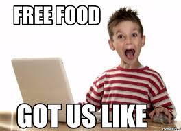 Free Food Meme - free food meme food