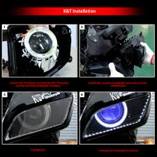 aliexpress com buy kt headlight suitable for yamaha yzf r6 2006