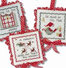 jbw designs twas the ornaments ii cross stitch pattern