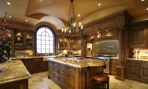 exemple décoration cuisine toscane