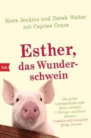steve jenkins esther das wunderschwein btb verlag paperback