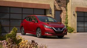2018 nissan leaf 5 things we like about the redesigned ev