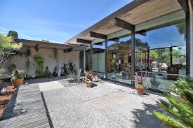 1964 eichler with pool and two koi ponds asks 1 7m curbed