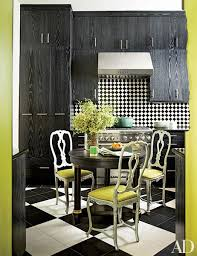 applying the green design as the kitchen design trends 2015 27 kitchens with colorful accents photos architectural digest