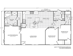 fleetwood mobile home floor plans spring hill ii 28523l fleetwood homes