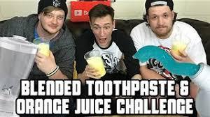 Challenge Vomit 16 Blended Challenge Vomit Alert