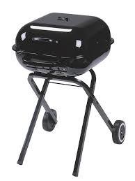 Backyard Grill Walmart by Amazon Com Aussie Walk A Bout Portable Charcoal Grill Black