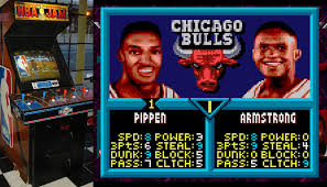 Nba Jam Cabinet Nba Jam Was Rigged Against Pippen U0026 Bulls And Also Haunted By