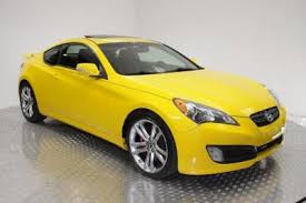 2012 hyundai genesis coupe 3 8 track 2012 hyundai genesis 3 8 track in florida for sale used cars on