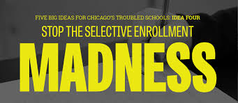 how to fix chicago public schools stop the selective enrollment