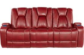 Sofa Bed Rooms To Go by Red Sofas U0026 Couches Fabric Microfiber U0026 More