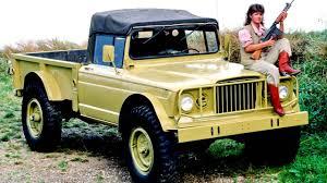 jeep kaiser custom kaiser jeep m715 military truck u00271967 u201369 youtube