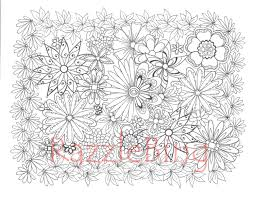 henna coloring pages printable coloring page zentangle henna inspired flower