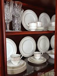 tips on how to arrange a china cabinet china cabinets china and