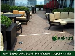 Wood Plastic Composite Furniture Wood Wood Plastic Composite Board Wpc Display Board Ahmedabad