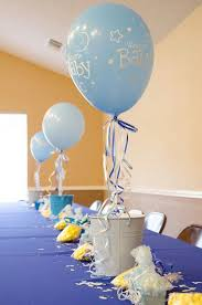 baby boy shower centerpieces 19 and sweet balloon centerpieces for baby showers shelterness