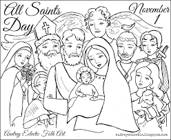 download saint coloring pages ziho coloring