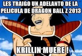 Krillin Meme - krillin meme subido por luisg7 jmlv memedroid