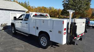 nissan frontier utility bed service body truck rack with lights all aluminum usa made