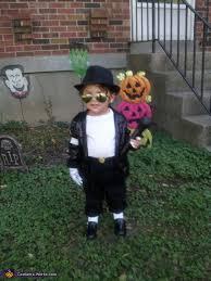 Halloween Costumes Michael Jackson Mini Michael Jackson Baby Halloween Costume Photo 2 3