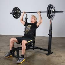 Powertec Weight Bench Powertec Workbench Olympic Bench