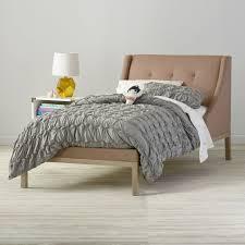 twin upholstered platform bed home beds elegance headboards tk and