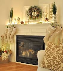 Holiday Home Decor Ideas 19 Mantel Christmas Decorating Ideas To Make Your Home More