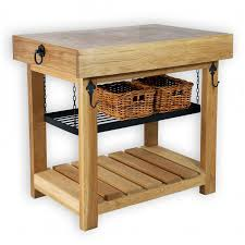 find the best butchers block island or trolley for your kitchen